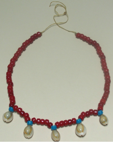 Shell Necklace Kit / Crow Beads
