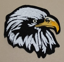 Patch - White Eagle