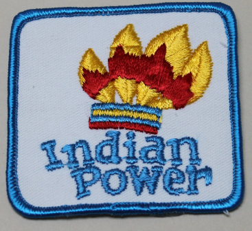 Patch - Indian Power