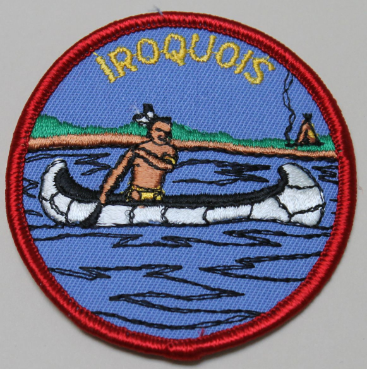 Patch - Iroquois