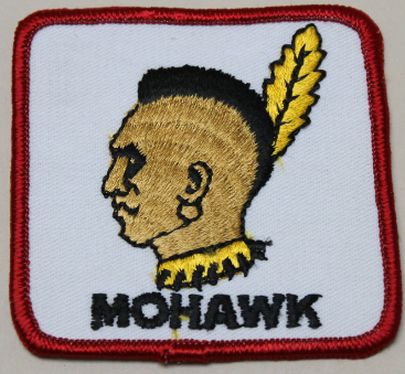 Patch - Mohawk