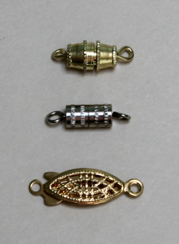 Necklace Fasteners