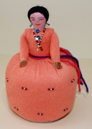 Navajo Pin Cushion Doll