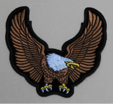 Patch - Upwing Eagle