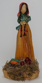 Cherokee Corn Husk Doll - Little Bird