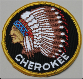 Patch - Cherokee