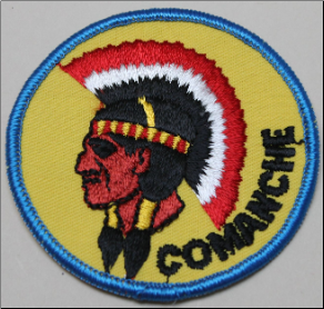 Patch - Comanche