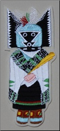 Patch - Crow Mother Kachina