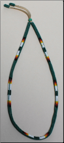 Hat Band - Peyote Stitch (C)