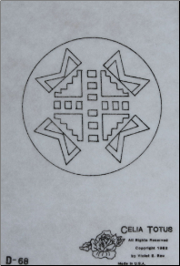 Pattern - Medallion #2