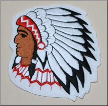 Patch - Chief II