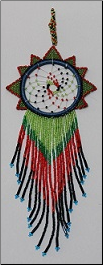 Beaded Dreamcatcher