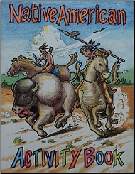 Native American Activity Book