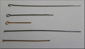 Eye Pins & Head Pins
