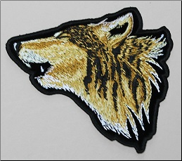 Patch - Howling Wolf
