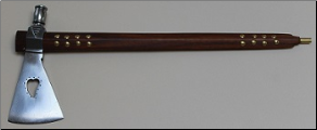 Tomahawk - Sioux Pipe-Axe Personal