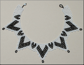 Beaded Necklace #4
